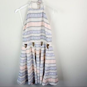 Chelsea & Violet NEW WITH TAGS HALTER DRESS